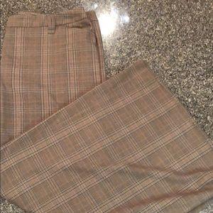 Lane Bryant wide-leg dress pants, size 18